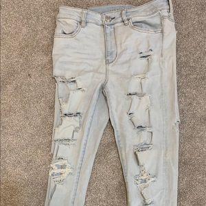 American Eagle Super Stretch jeans size 10R